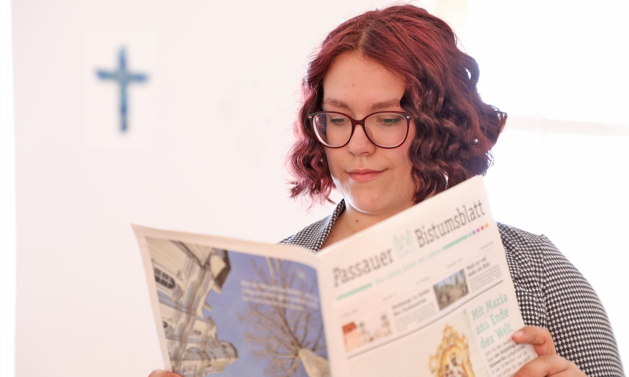 Foto Bistumsblatt Leserin