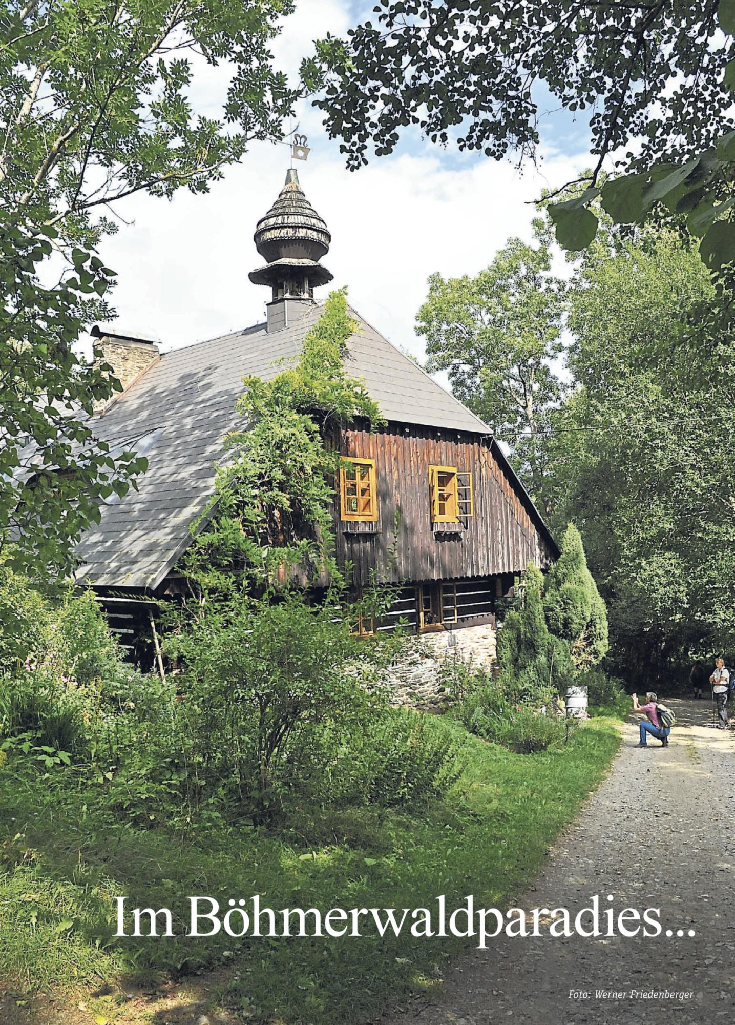 Im Böhmerwaldparadies Letzte Seite KW42
