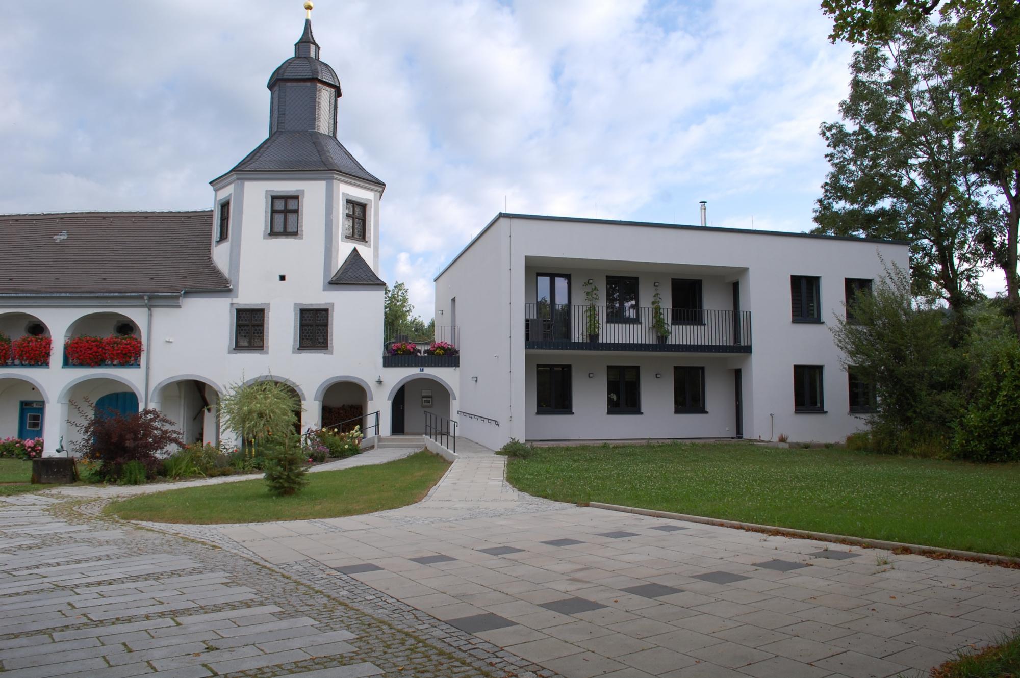 Pfarrhoff in Winhöring