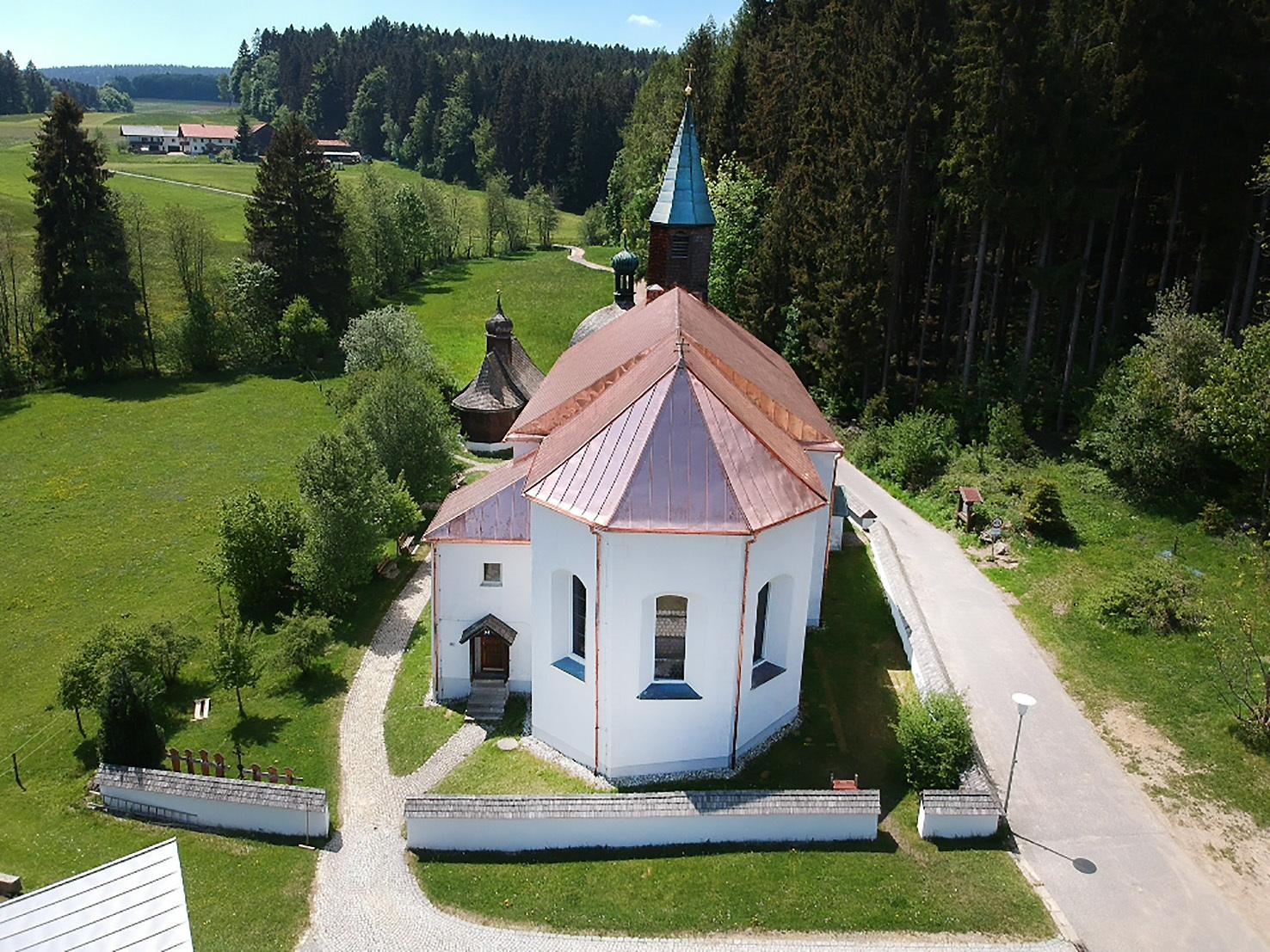 Wallfahrtskirche St. Hermann Bischofsmais, Renovierung
