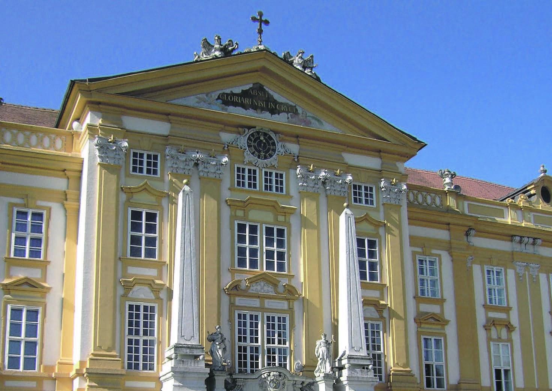 UNESCO-Welterbe: Stift Melk