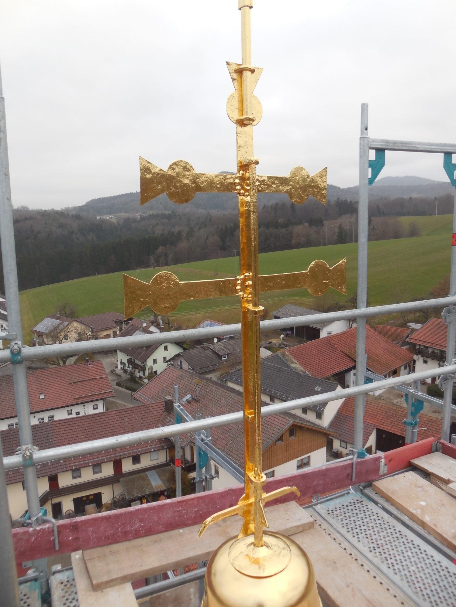 Turmkreuz Frohnstetten2