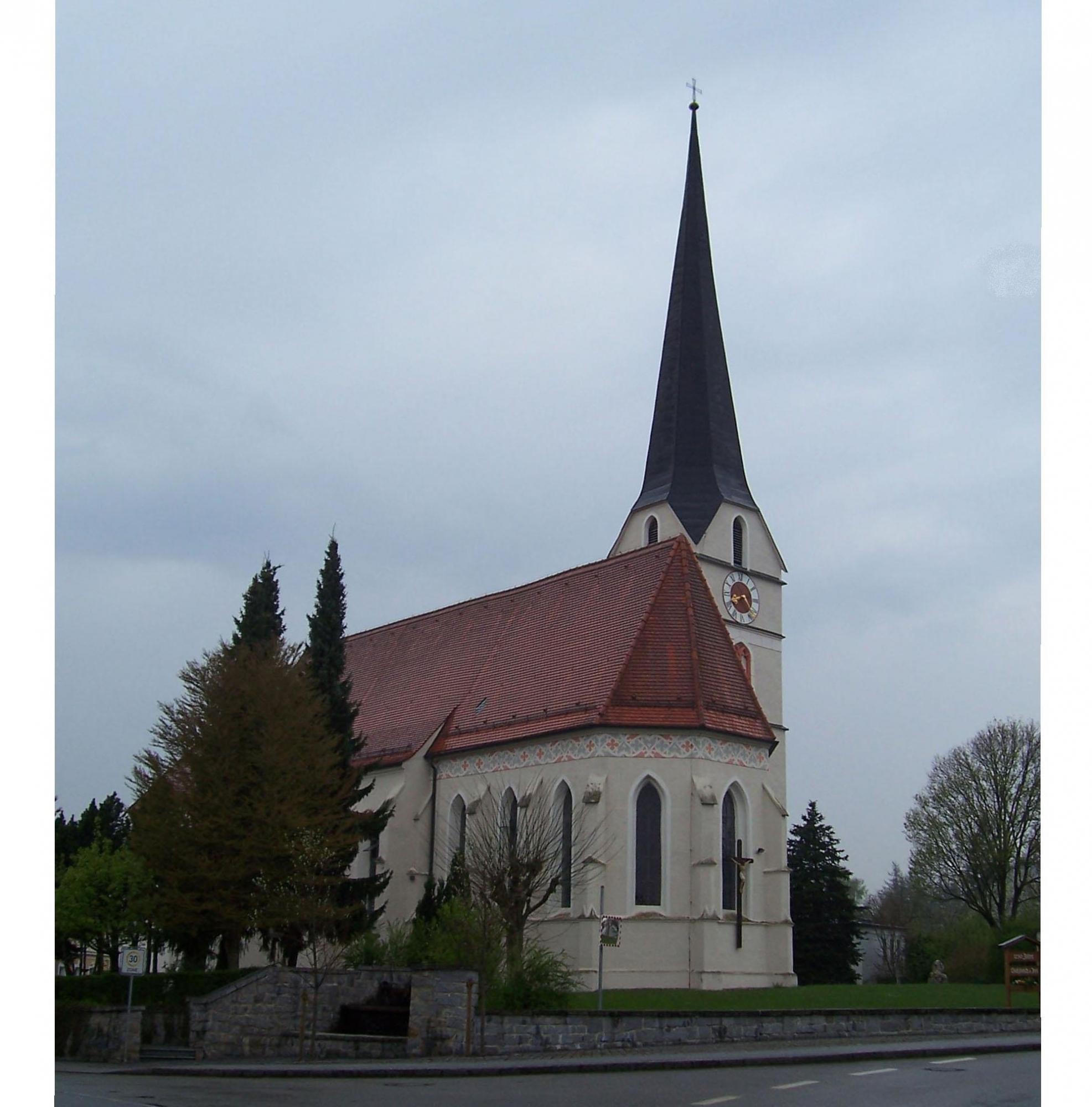 Kirche Sulzbach