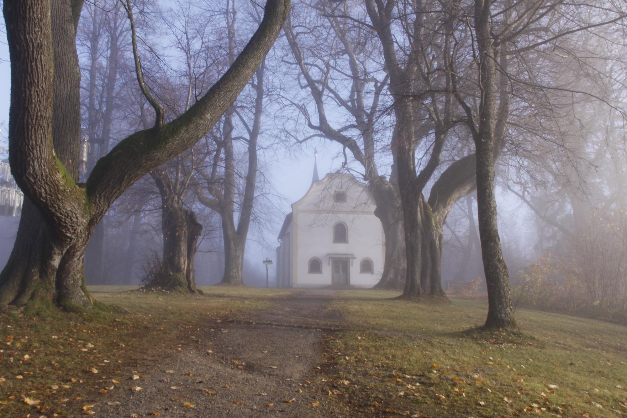 Bb spirituell unterwegs karolikapelle kar