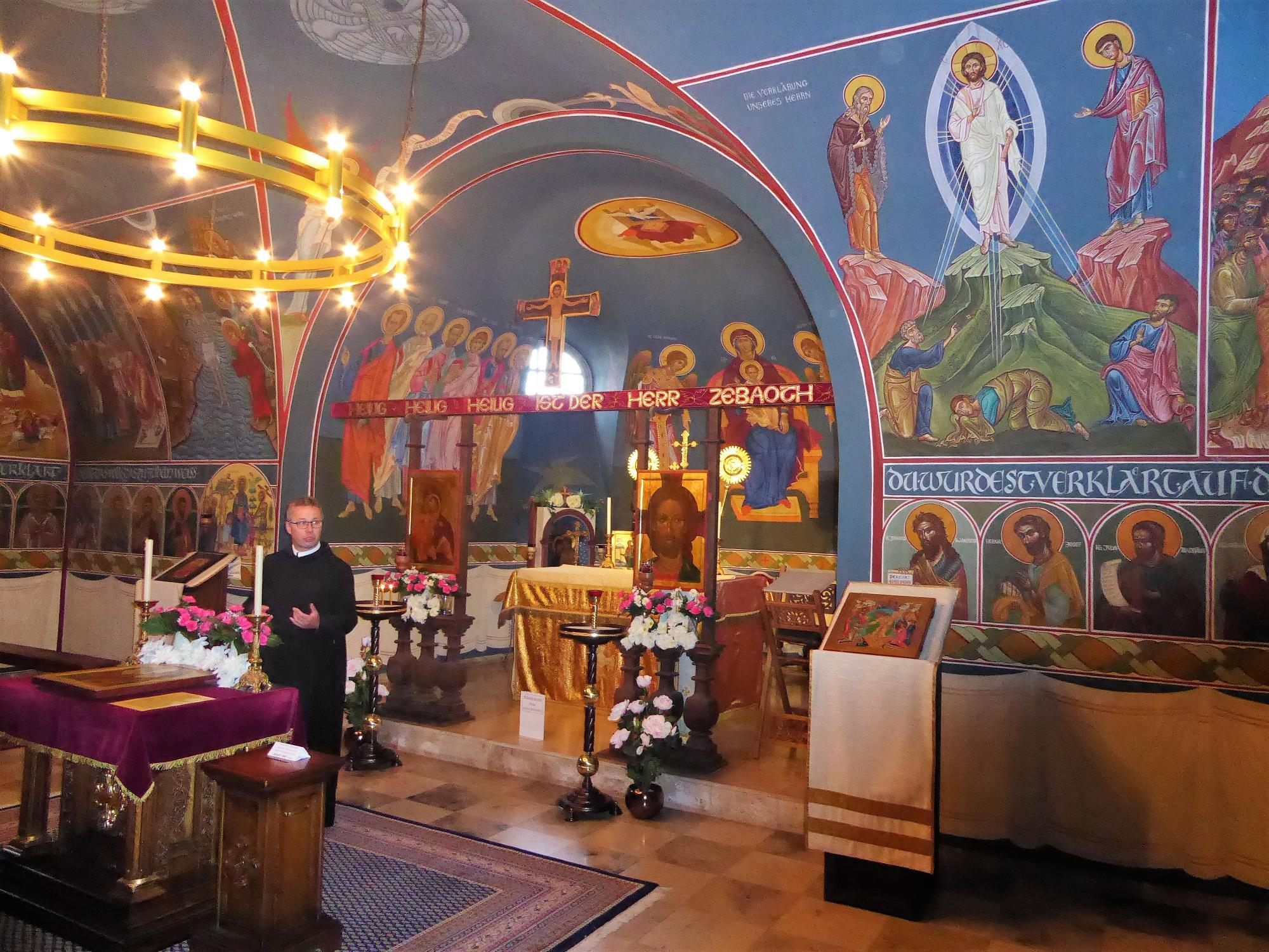 Sommerserie Spirituelles Reisen Kloster Plankstetten