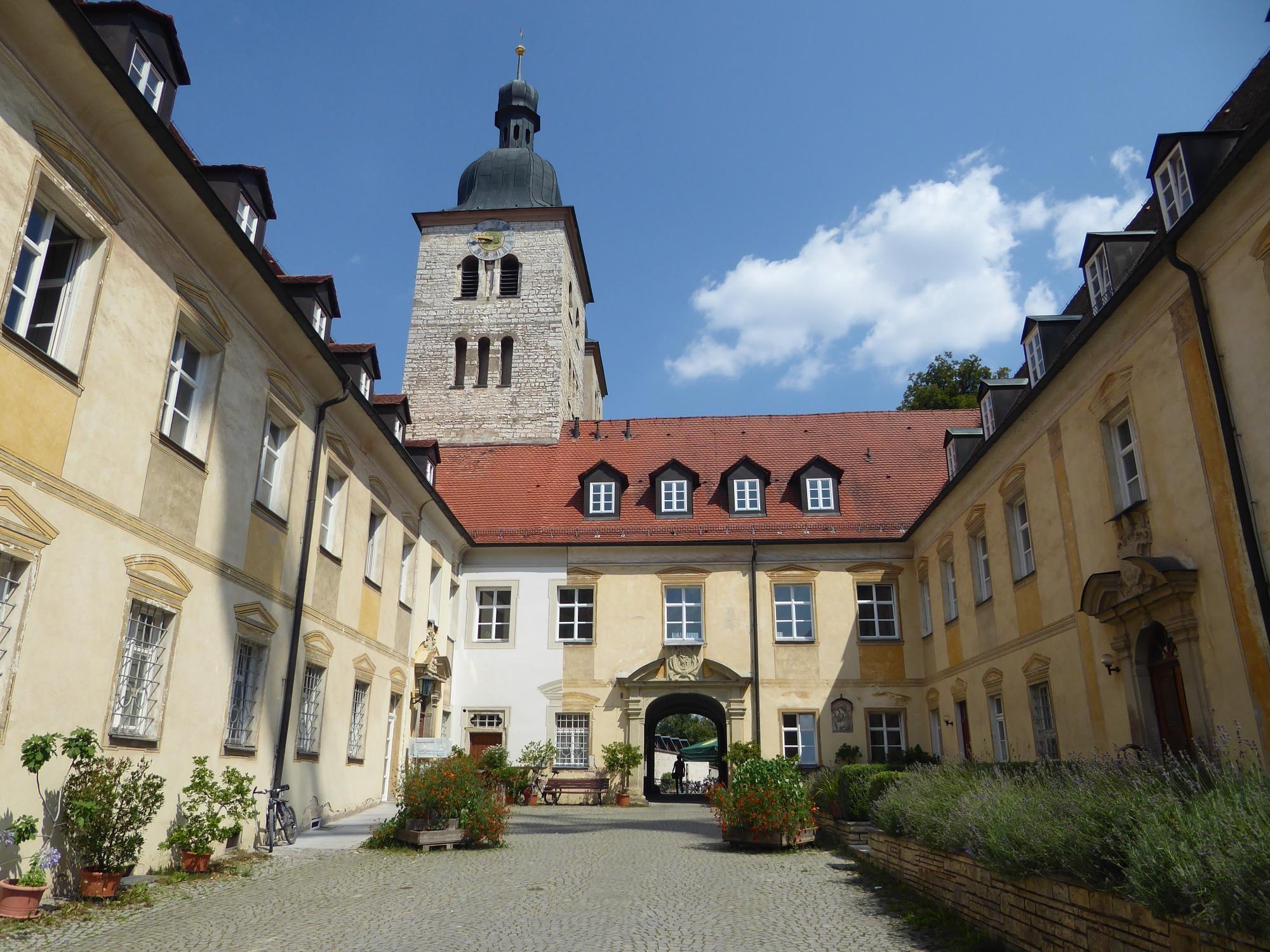 Sommerserie Spirtuelles Reisen Kloster Plankstetten 09 08 2020 19