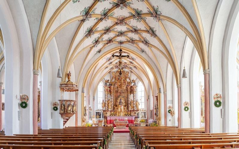 Wallfahrtskirche Heilige Dreifaltigkeit