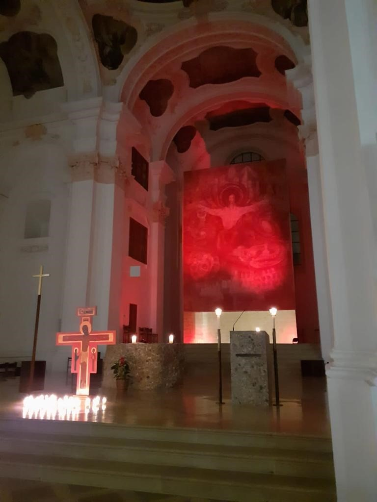 Taizekreuz St Nikola Passau