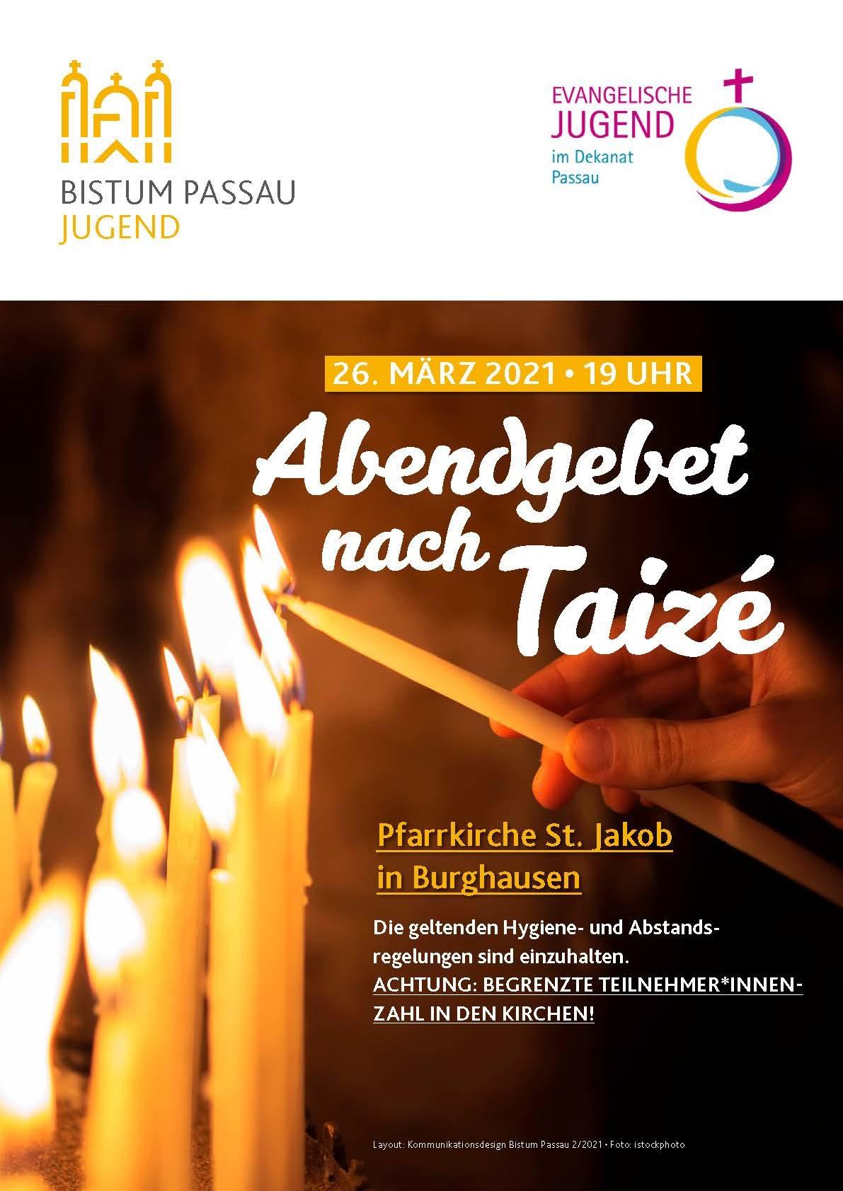 Ja A4 Abendgebet Burghausen 210222