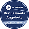 DJK Akademie Button