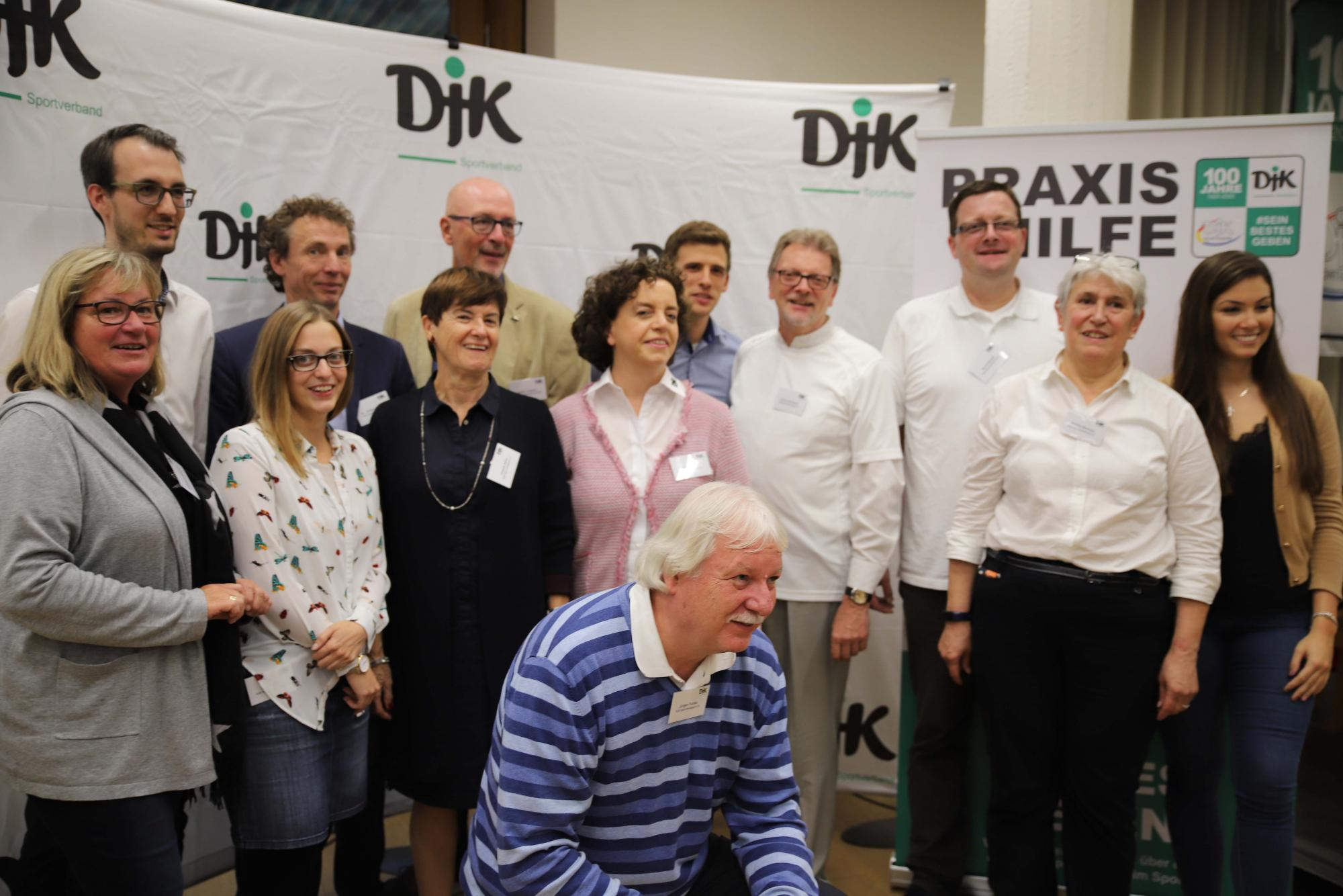 DJK-Präsidium