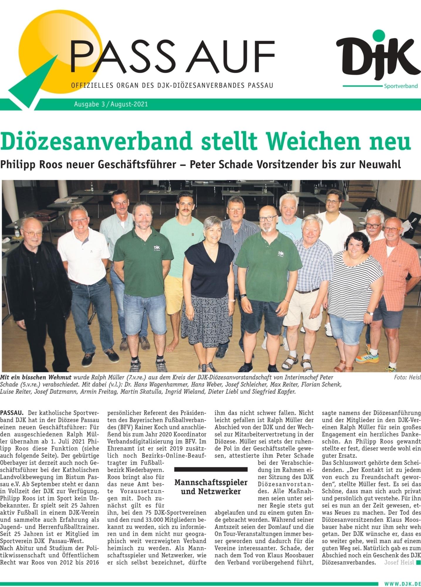 Passau 2 2021 Titel