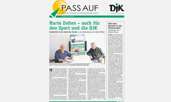 Titelbild Passauf 02 2020