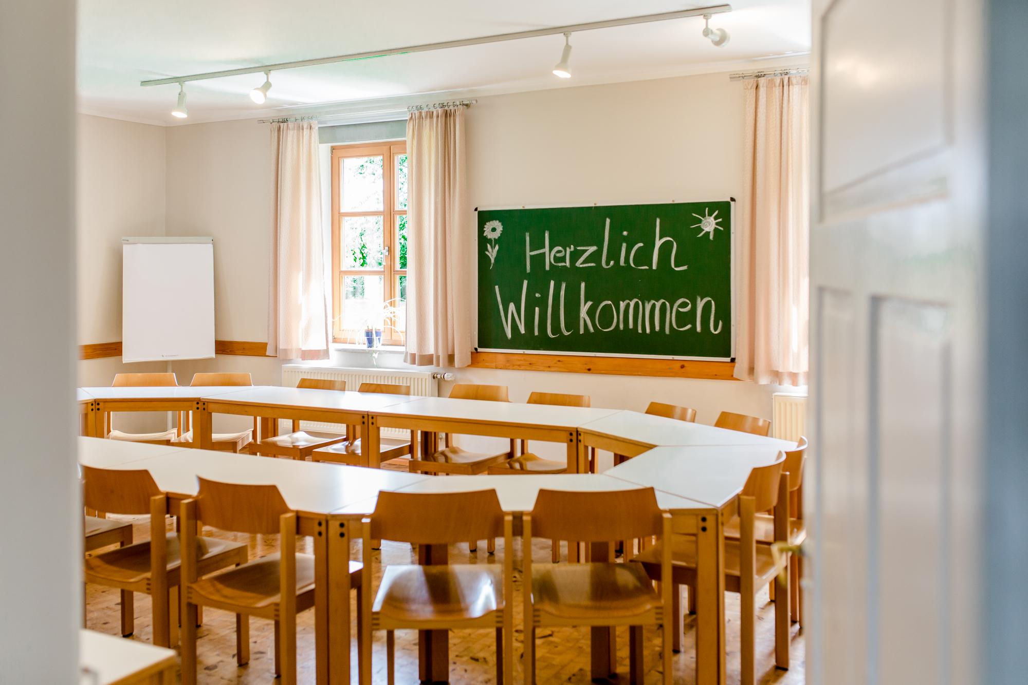 Jugendhaus Dornach Gruppenraum