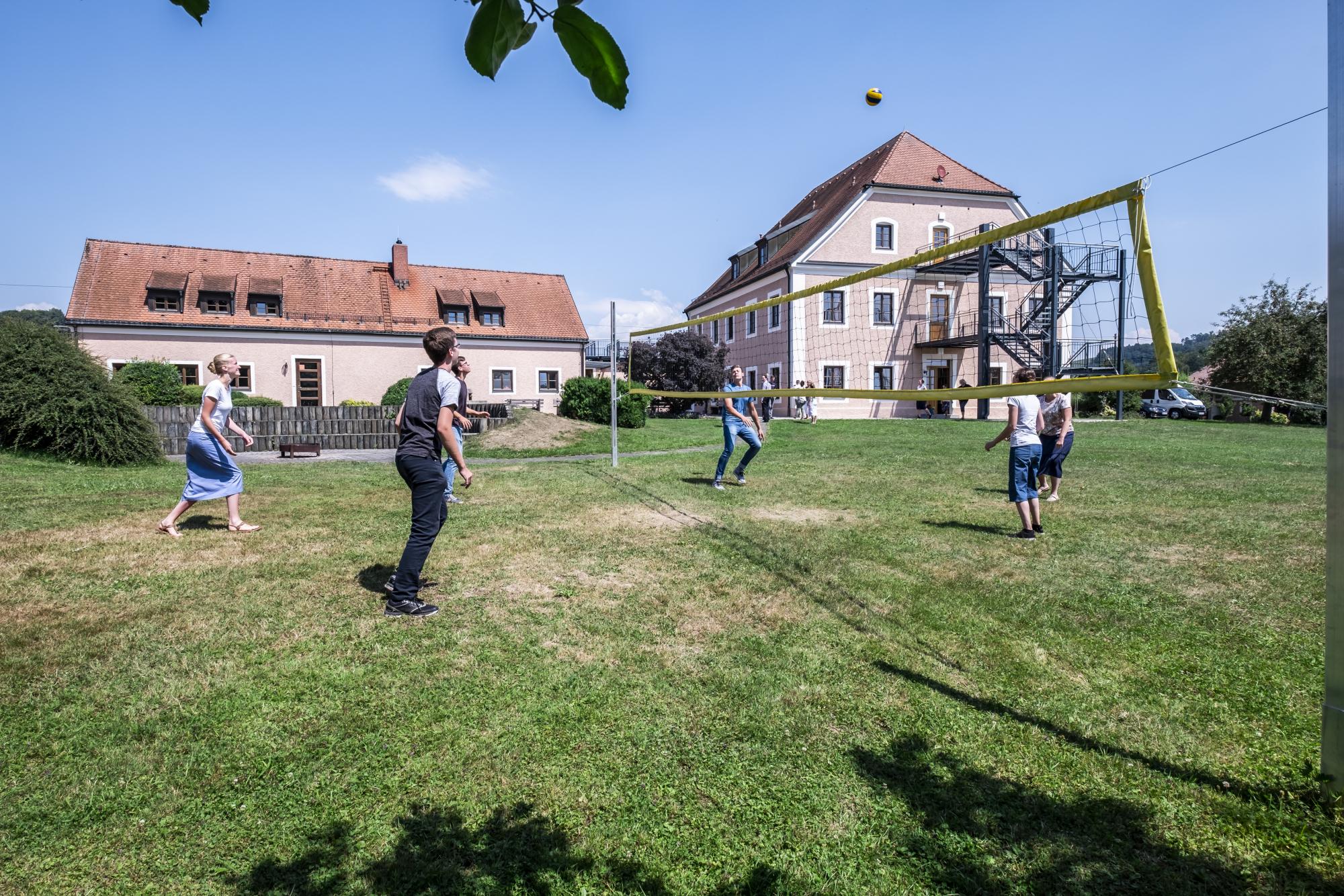 Jugendhaus Münchham Volleyball