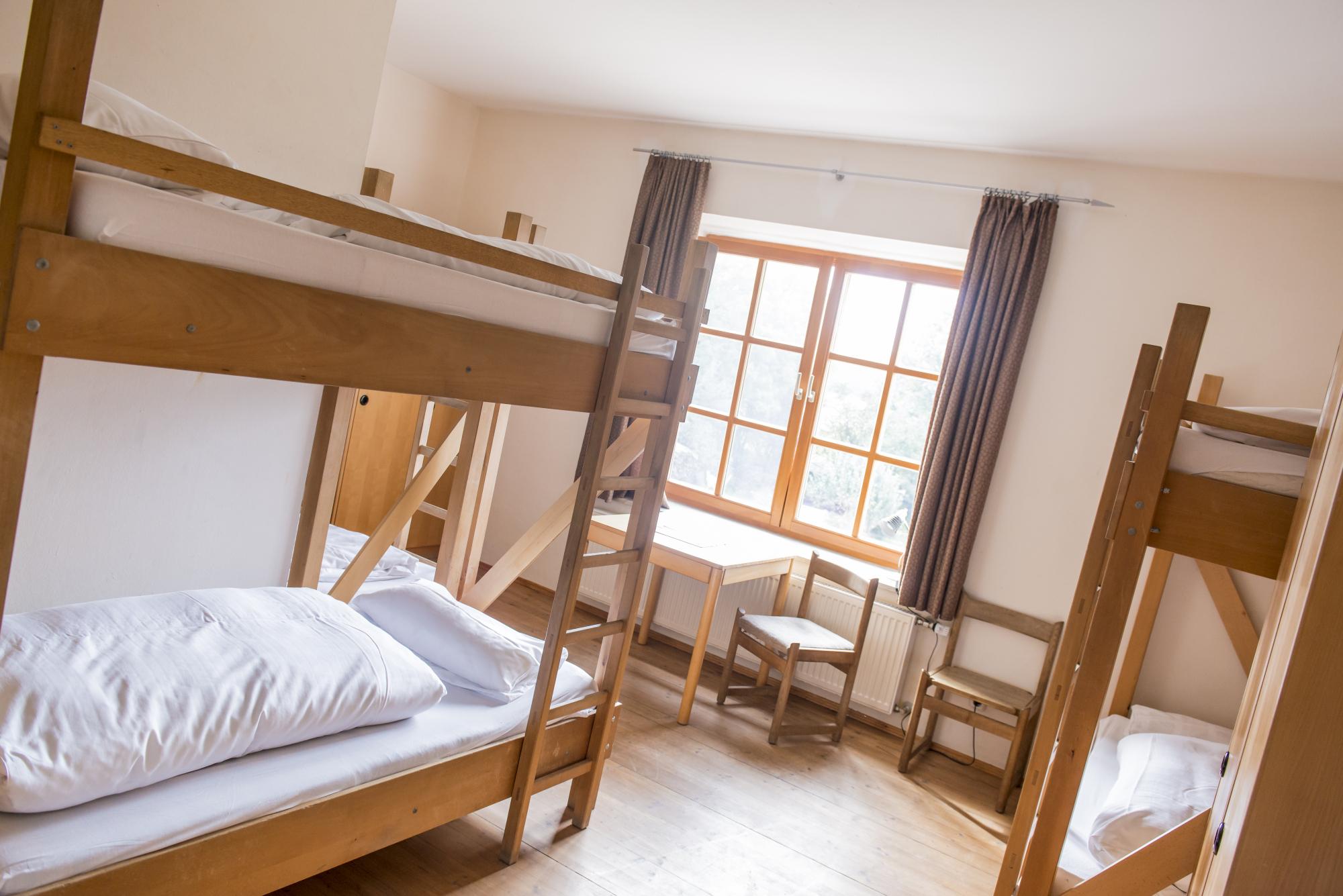 Jugendhaus Dornach Zimmer