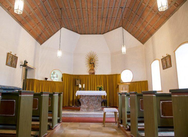 Bergheim Riedelsbach Kapelle