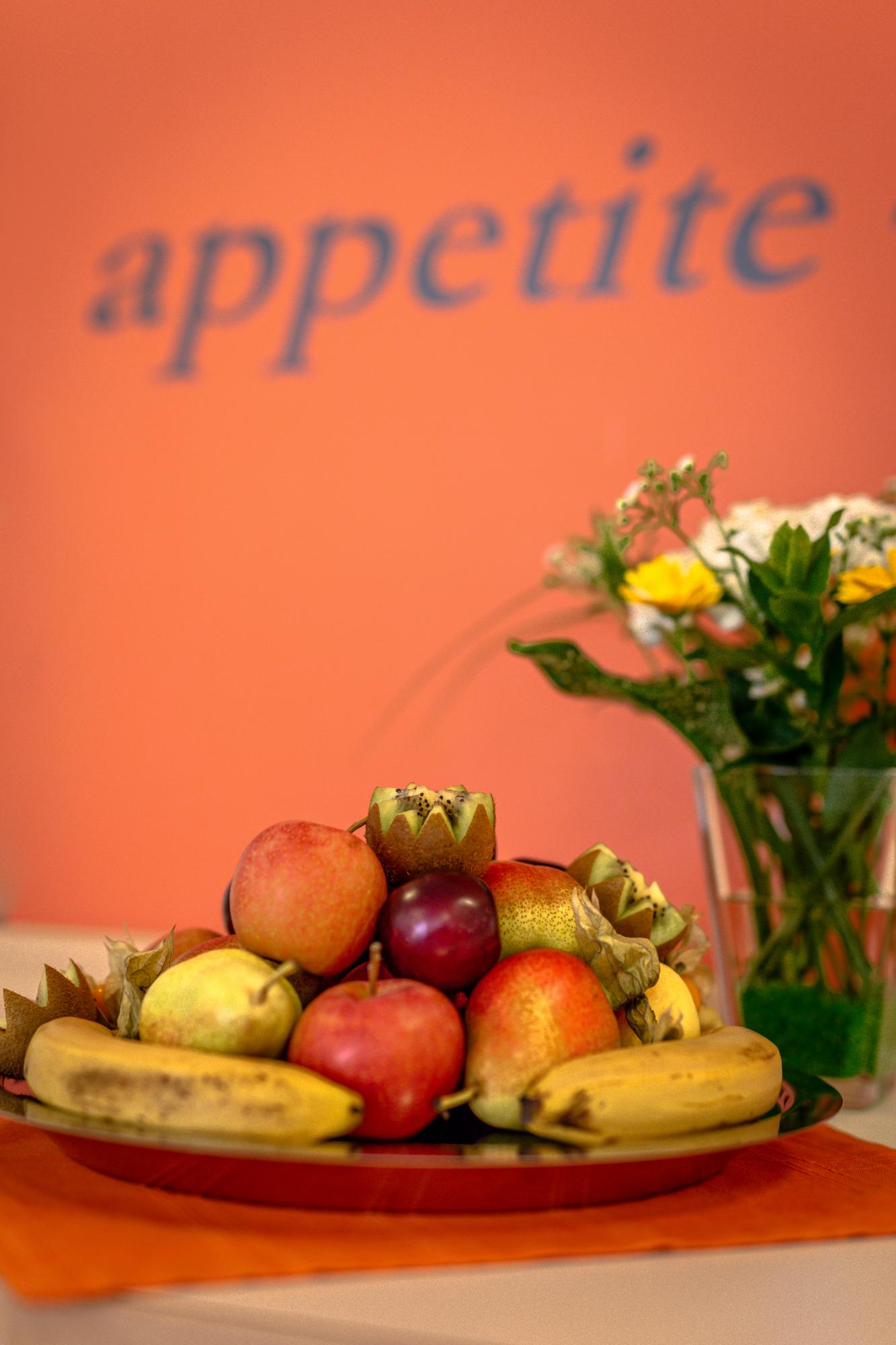 Speisesaal Obst Haus der Jugend