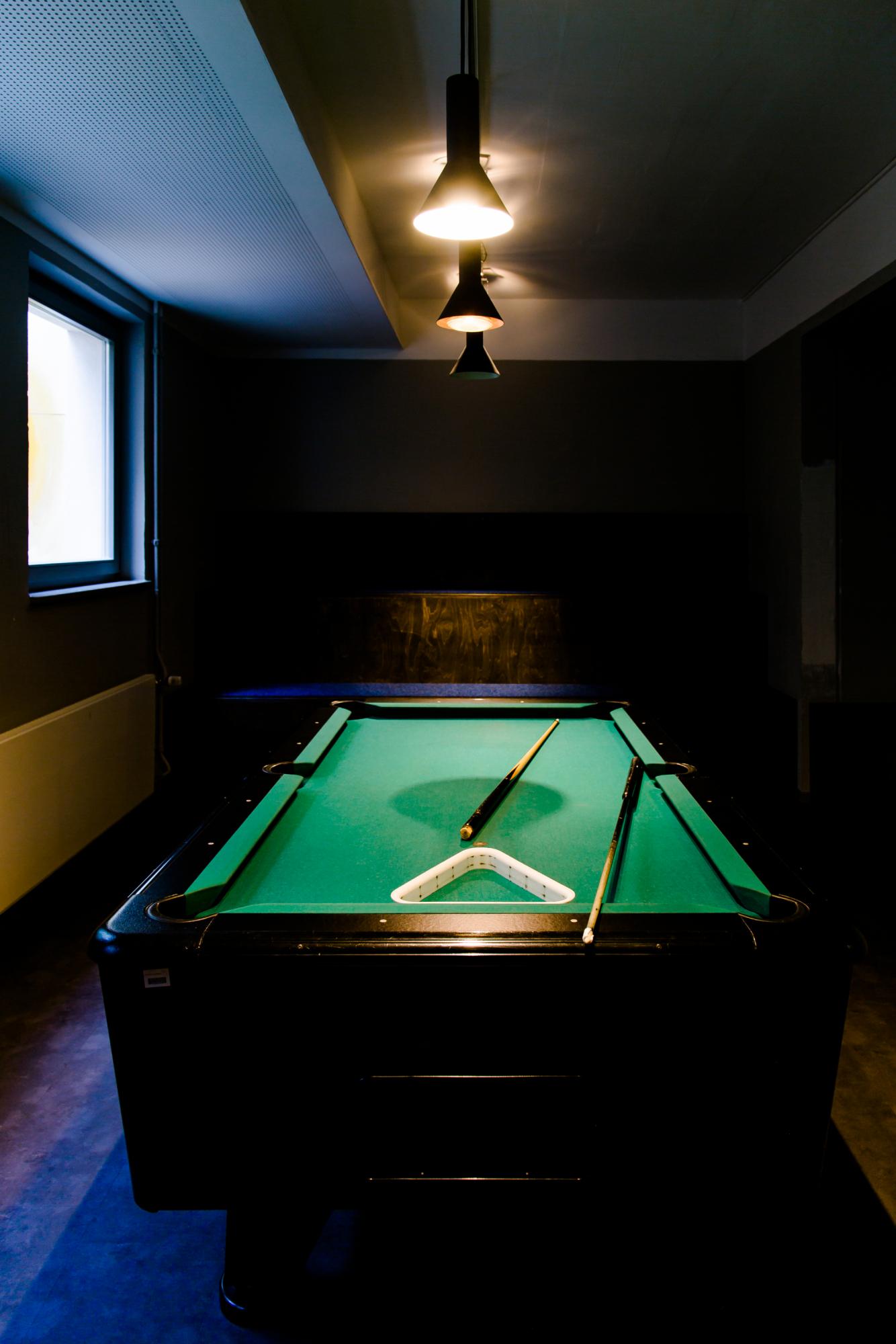 Billiard Haus der Jugend