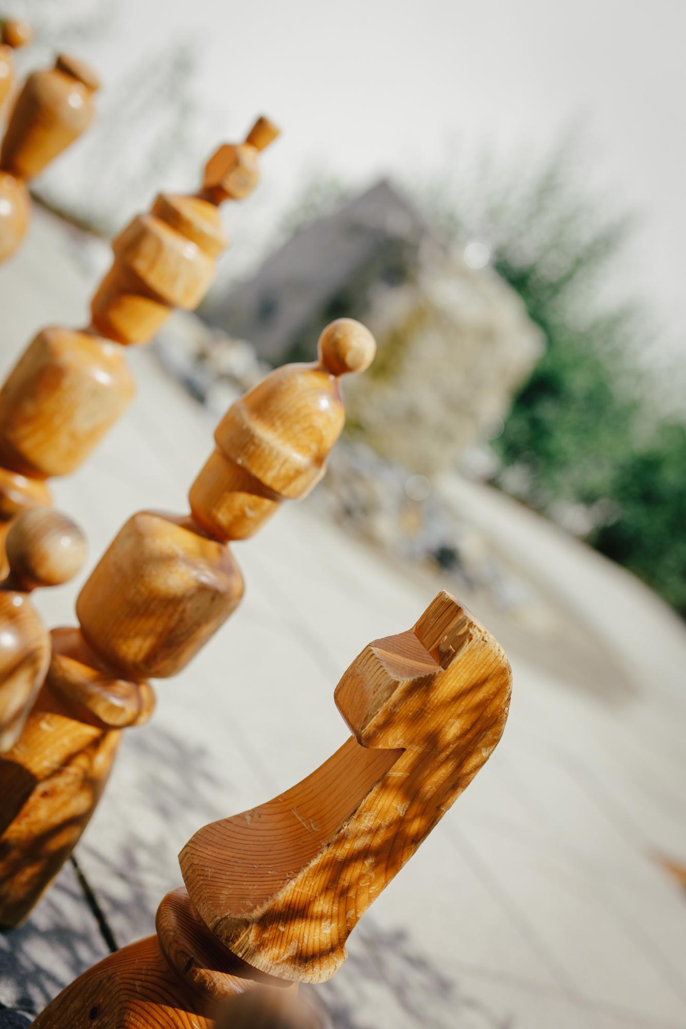 Schach Haus der Jugend