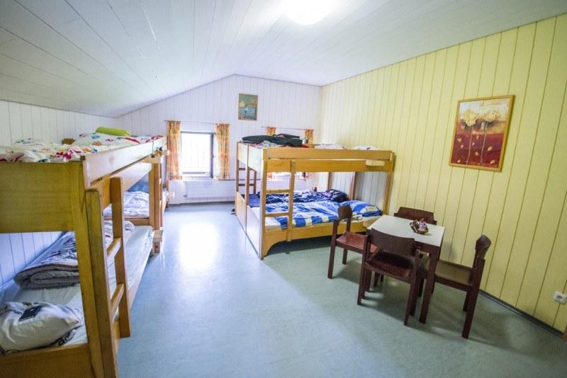 Bergheim Riedelsbach Mehrbettzimmer