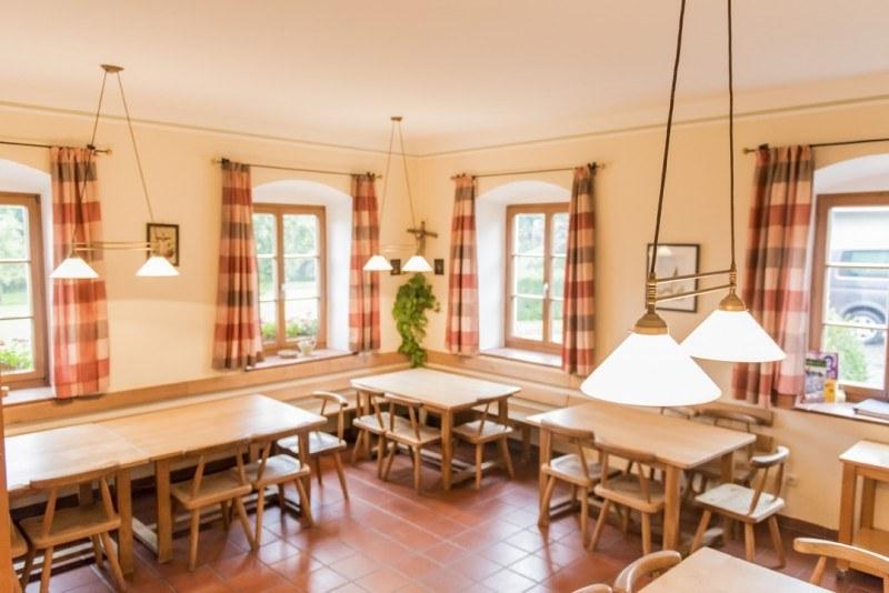 Jugendhaus Münchham Speisesaal