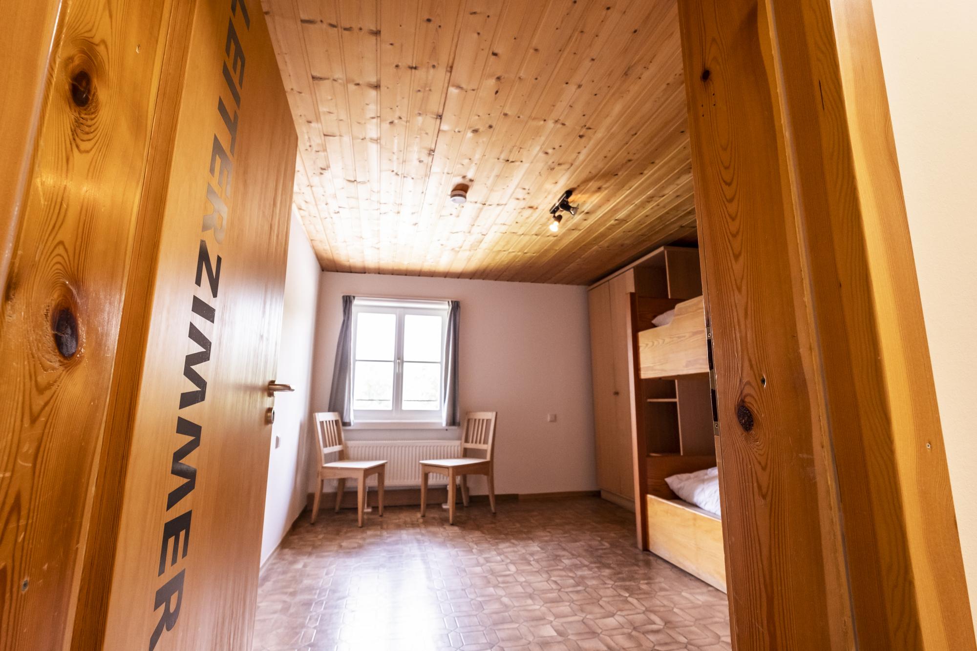 Haus Waldmichl Zimmer