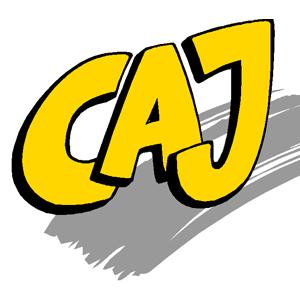 CAJ Logo klein quadratisch