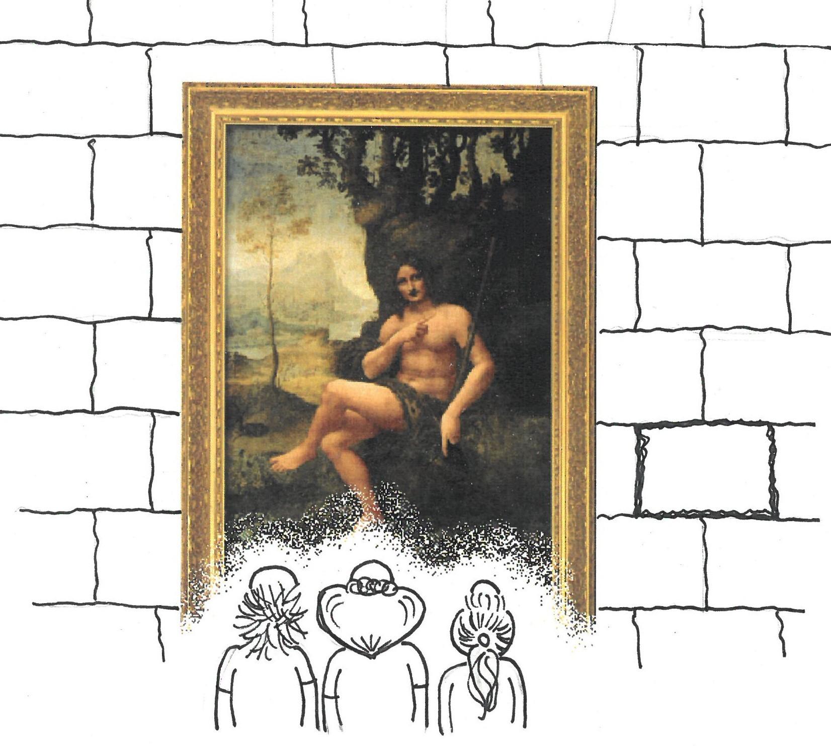 MiniEscape-Gemälde