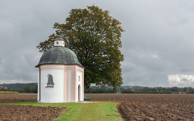 Hustenmutterkapelle in Postmünster