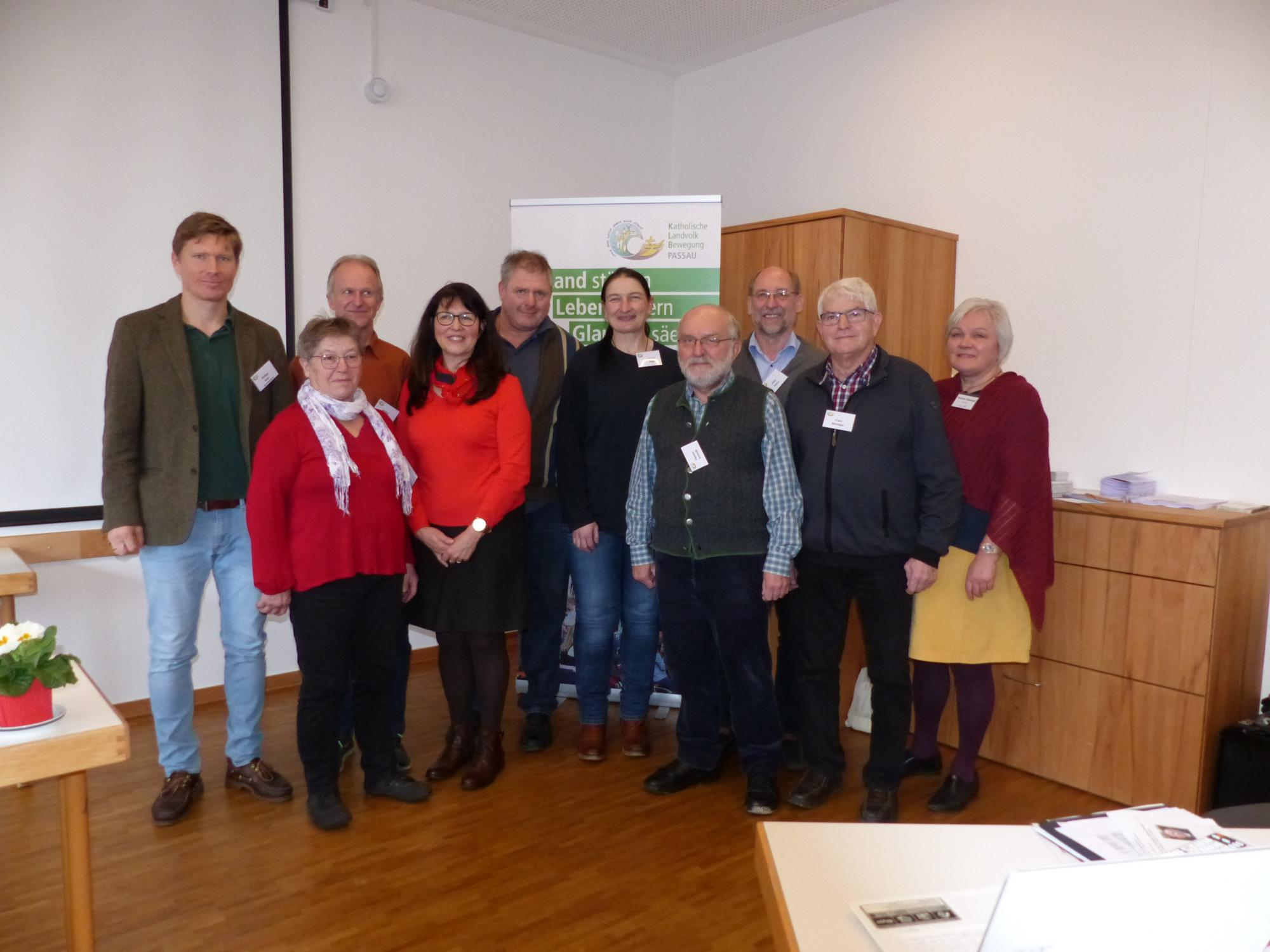 Vorstand KLB Passau
