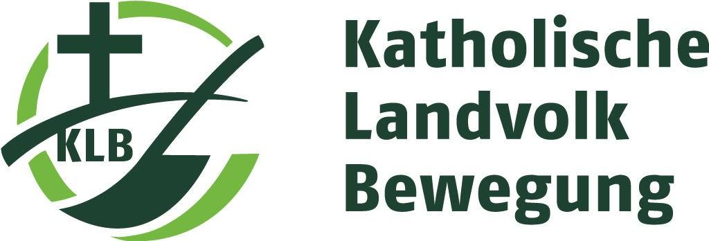 Klb logo farb mit schriftzug