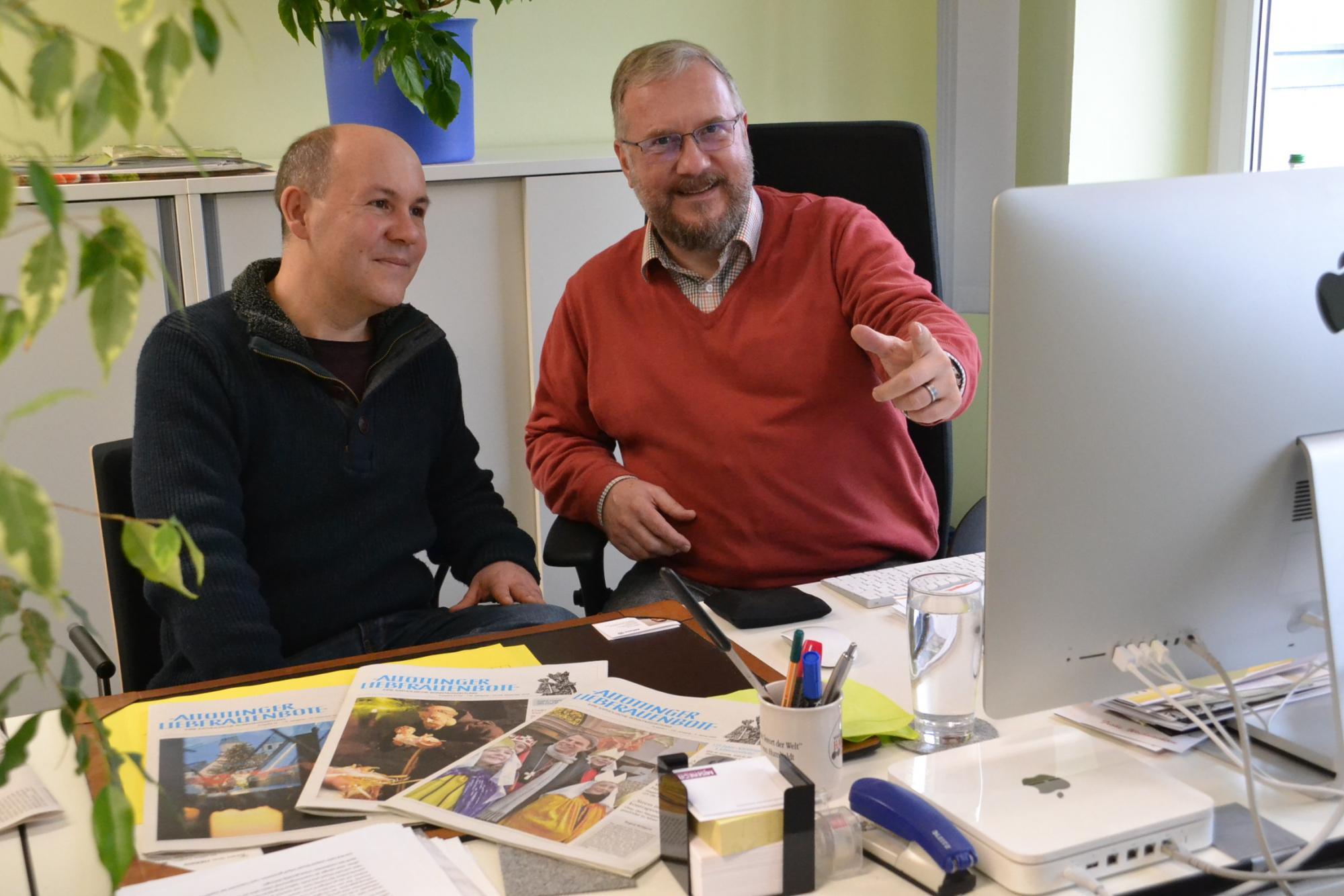 2019 12 aoelfb redakteure liebfrauenbote