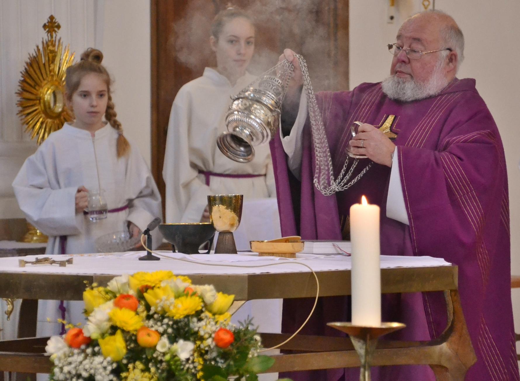 2020 03 03 aoelfb eucharistisches stundengebet pater norbert schlenker