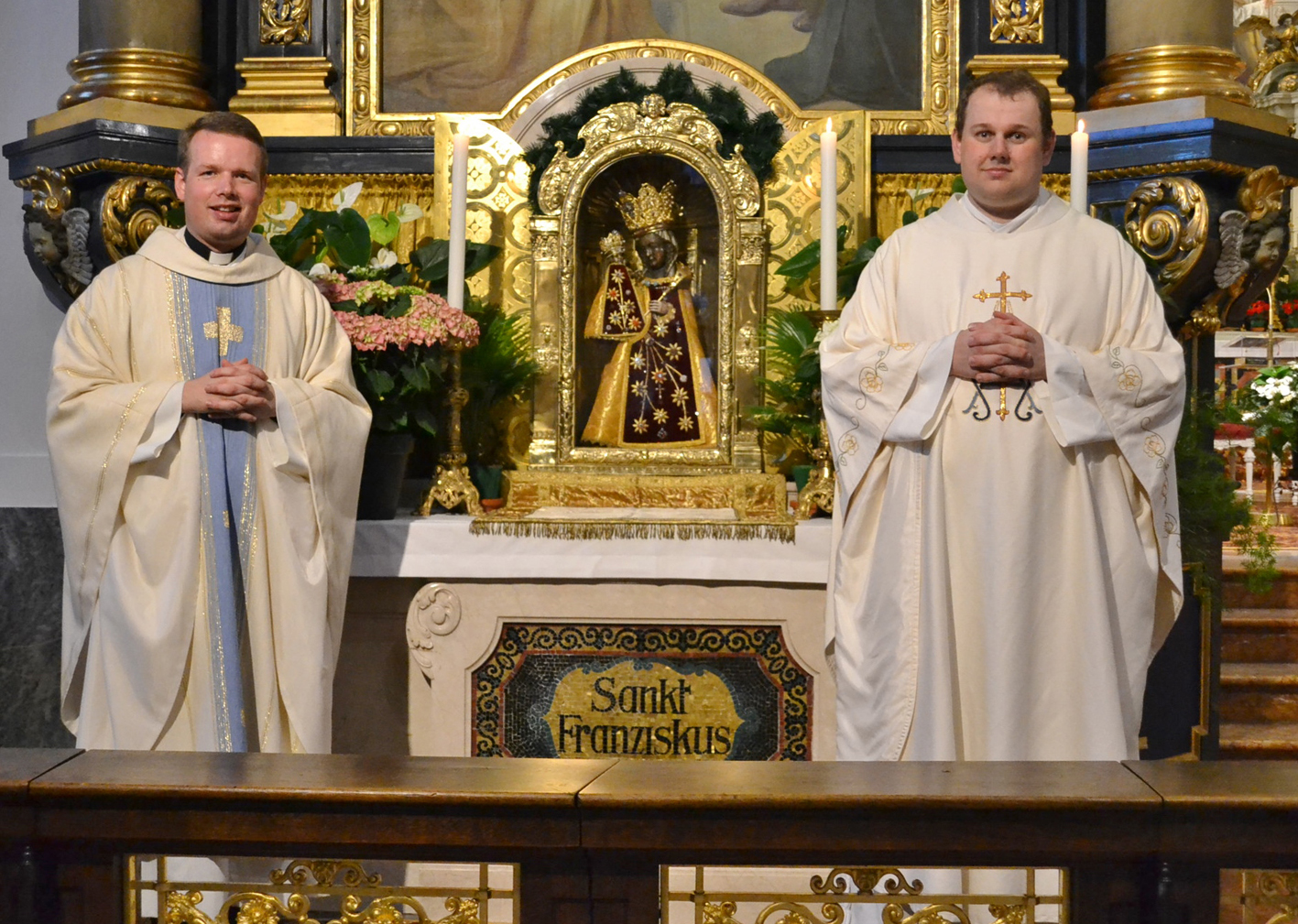 2020 07 03 neupriester in altoetting dankwallfahrt1