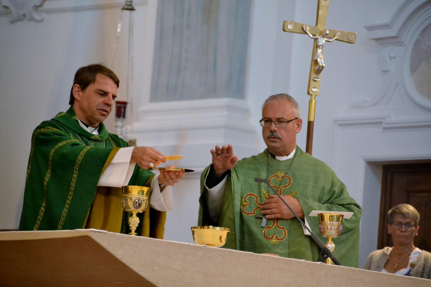 2020 09 21 aoelfb installation praelat klaus metzl5 eucharistie