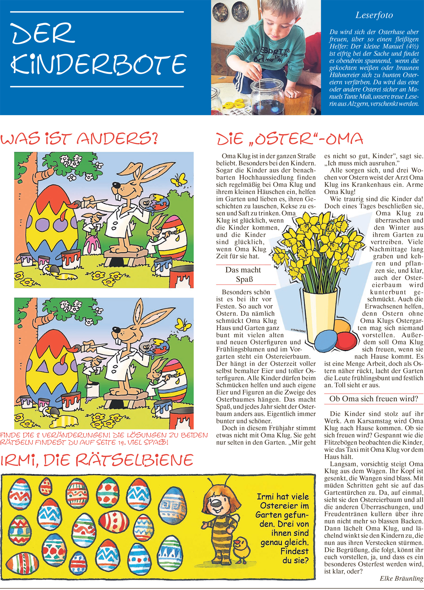 2020 125 jahre aoelfb kinderbote ostern 1apr2018