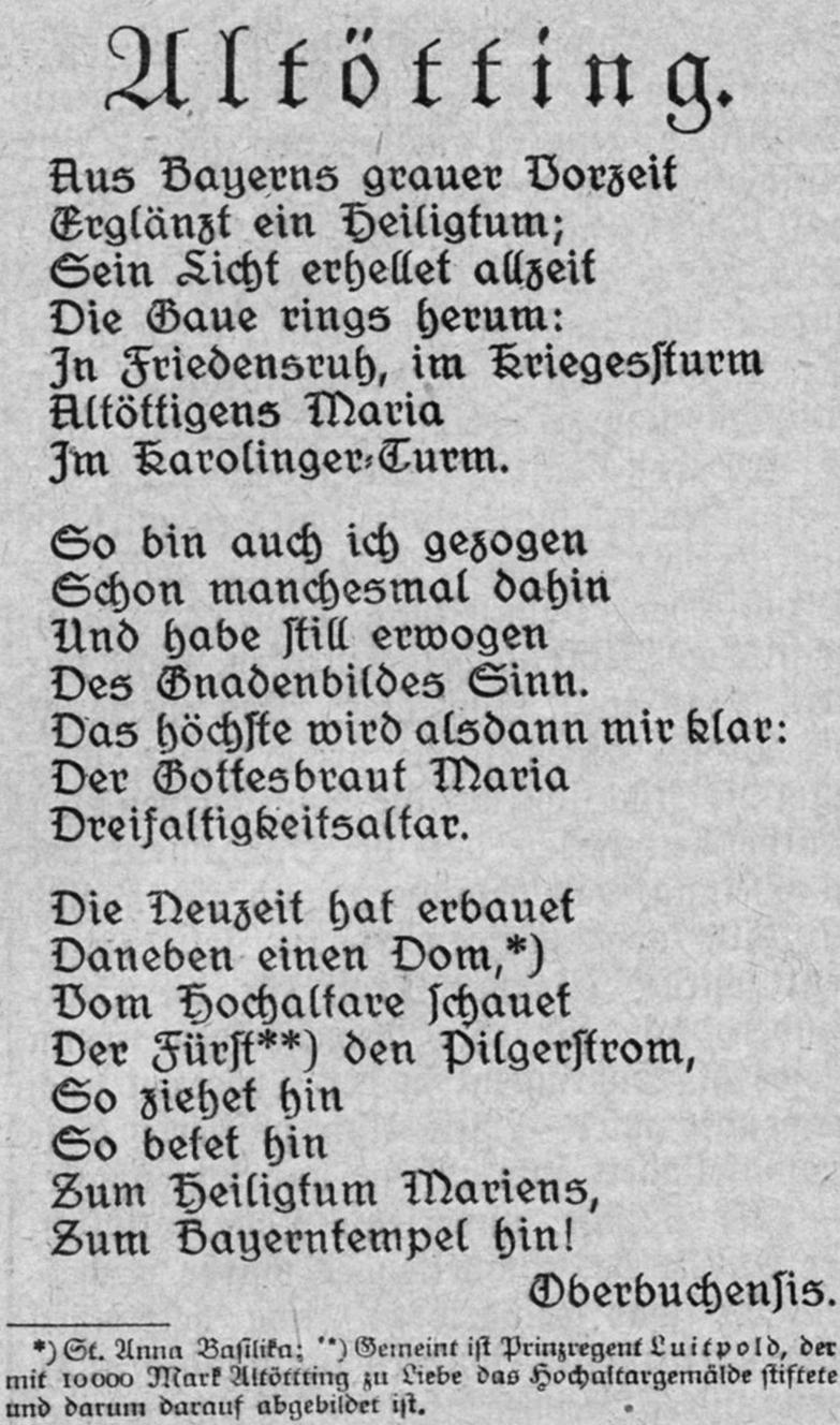 2020 125 jahre aoelfb aoe wallfahrer gedicht mai1926