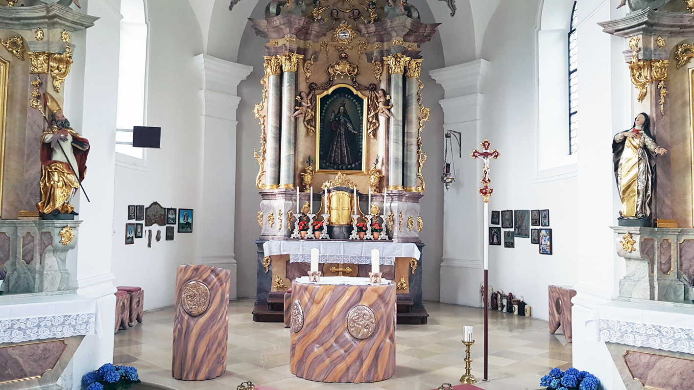 2021 04 01 aoelfb bergkirche zwiesel altarraum