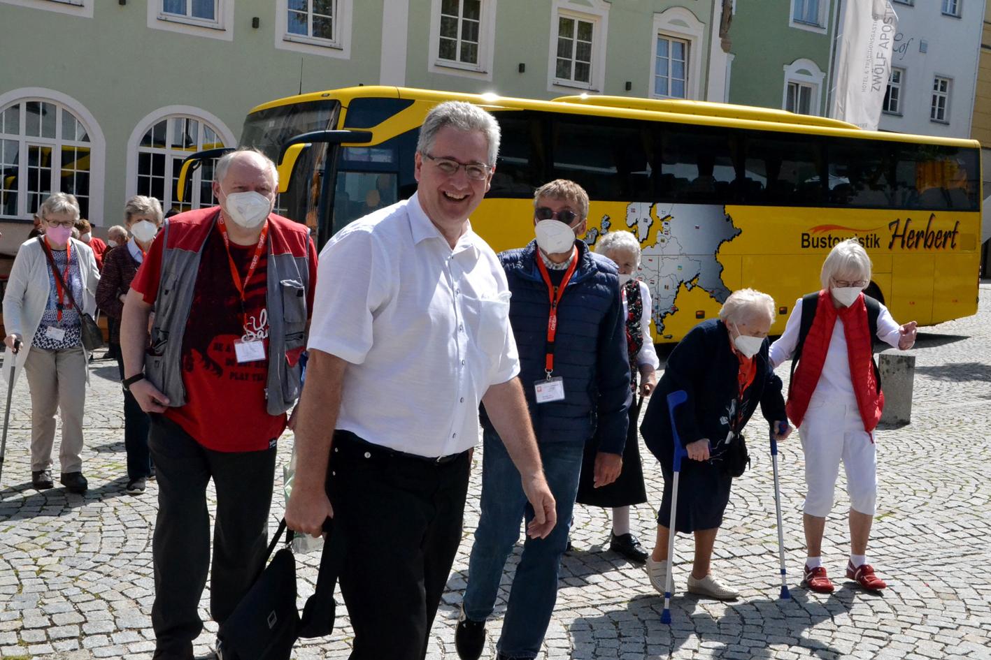 2021 07 05 aoelfb wallfahrt caritas sozialstation nabburg