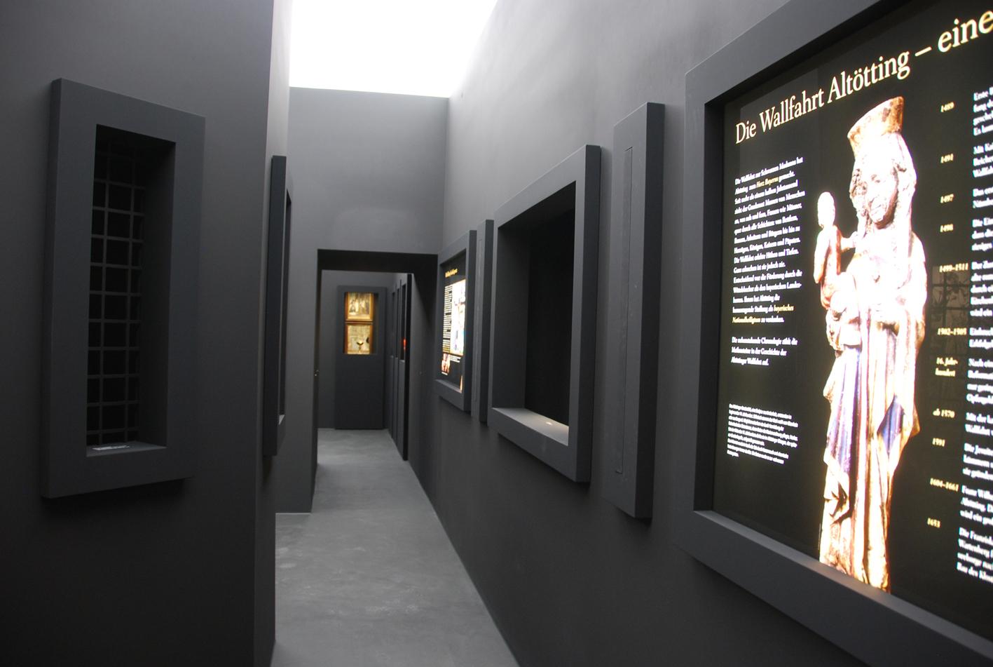 2021 07 06 aoelfb schatzkammer altoetting blick ins museum