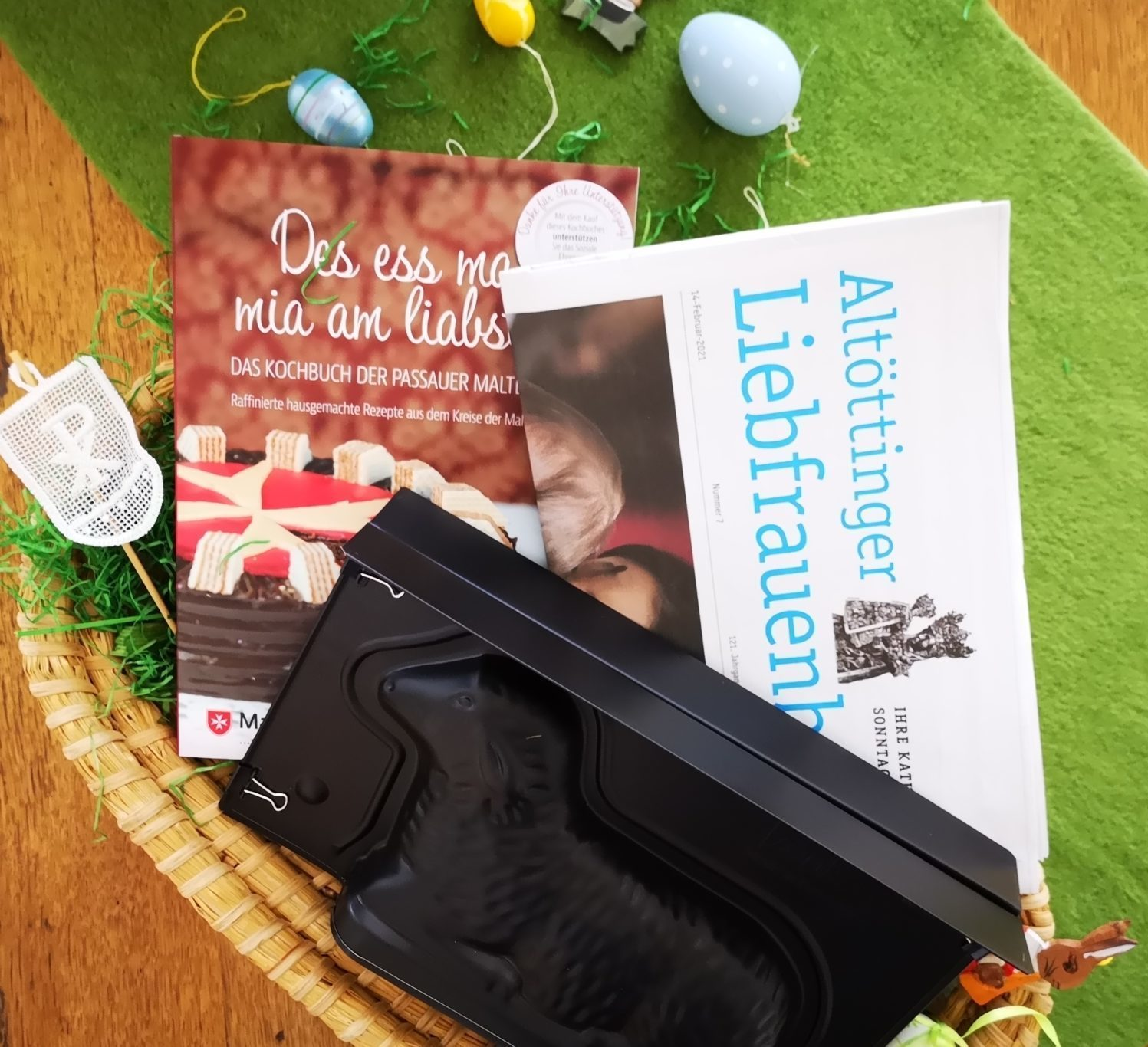 Altöttinger Liebfrauenbote Ostergeschenk-Abo