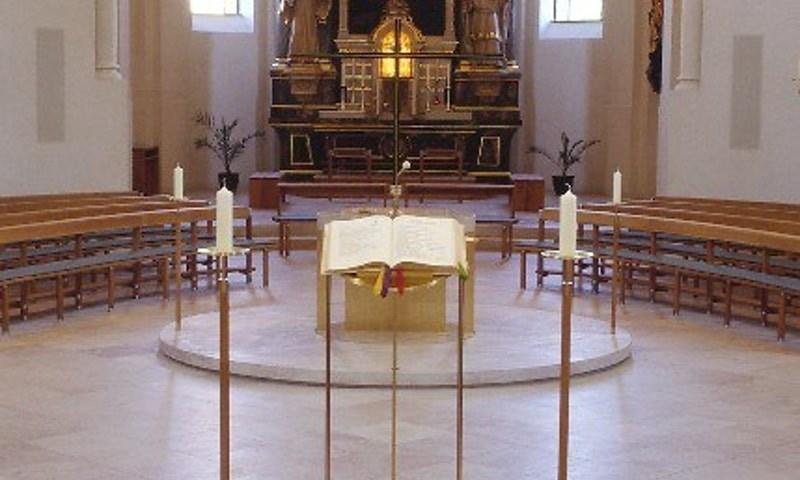 Rondell Altar St Anton