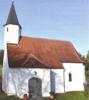Arnstorf Filialkirche Blumdorf