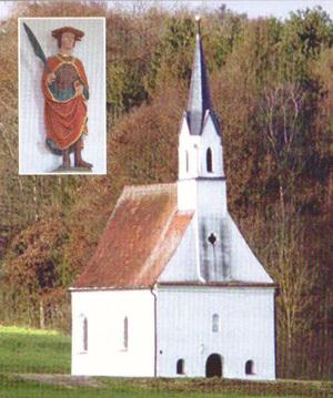 Arnstorf Filialkirche Hl Pankratius