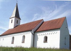 Arnstorf Filialkirche St Rupert