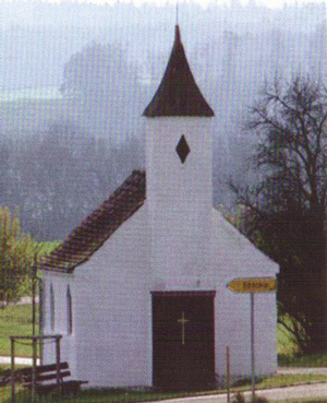 Arnstorf Hl Bruder Konrad Kapelle Stockahausen