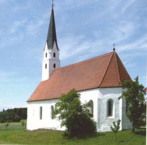 Arnstorf Kübach Johannes der Täufer