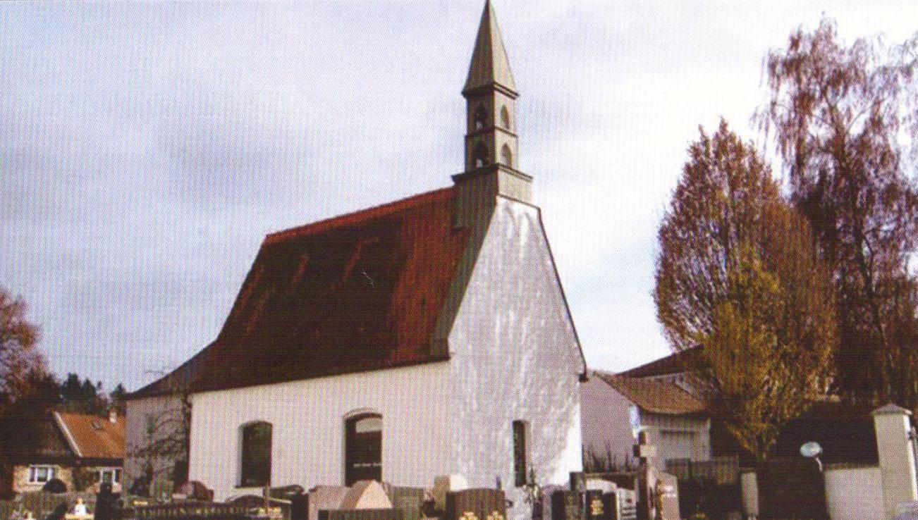 Arnstorf Konradkapelle