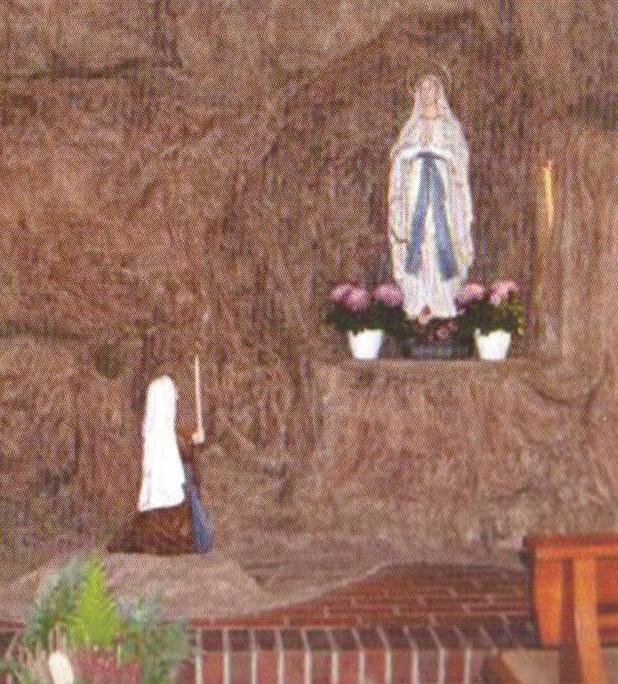 Arnstorf Lourdes Grotte